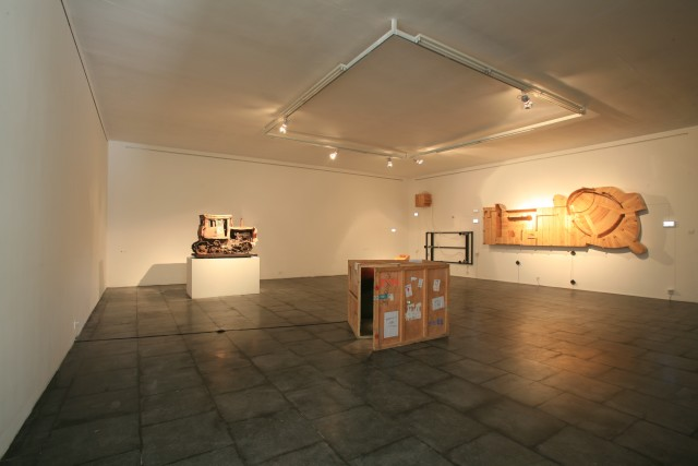 Inward, Installation and Sculpture Exhibition