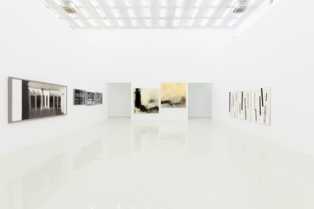 Inward: The Eighth Exhibition of Chinese Abstract Art Installation View
