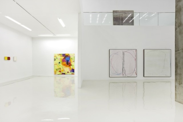 Mind and Hand in Accord: The Sixth Exhibition of Chinese Abstract Art Installation View