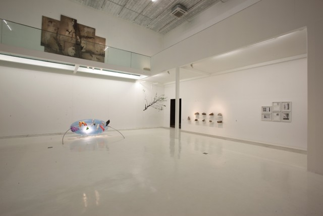 Echo: The Fourth Minds-in-Hands Installation View