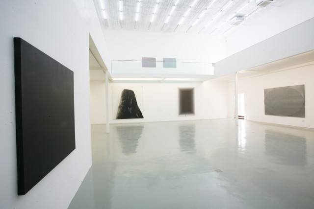 Where the Spirit Lives: Exhibition on the Occasion of 100th Anniversary of Abstract Paintings Installation View