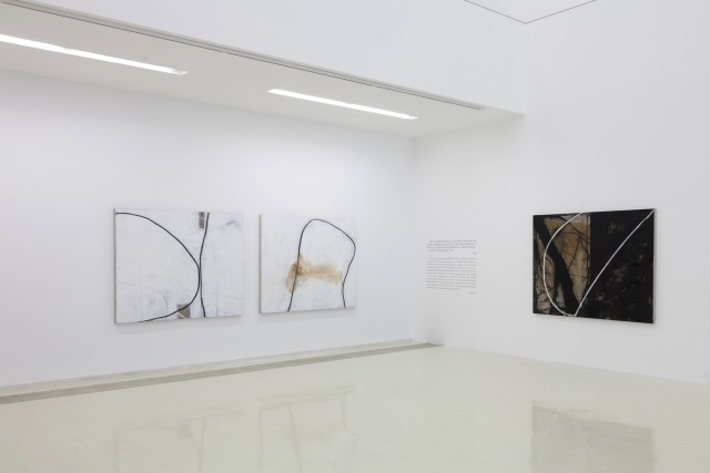 相遇:约翰·麦克林Ÿ · 王剑,2018,偏锋新艺术空间
