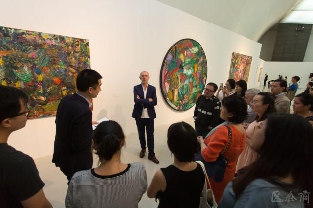 Curator Philip Dodd 策展人 菲利普·多德