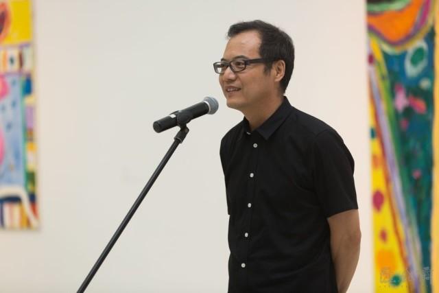 Curator Wang Chuanchen 策展人 王春辰