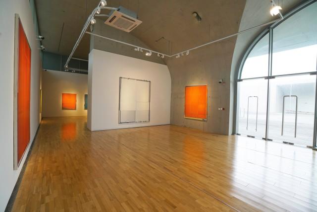 """恩里科·巴赫个展""""反通俗建构"""" Enrico Bach: 'Anti-Pop Construction' 龙美术馆hiart space,2017 Hiart Space, Long Museum, 2017"""