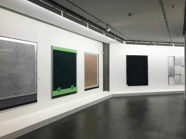 此时彼地——恩里科·巴赫的绘画 Enrico Bach: Borderline 广东美术馆,2017 Guangdong Museum of Art, 2017