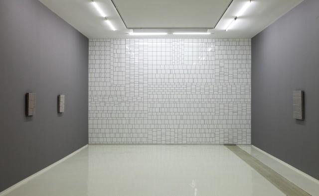 十年,Decade: Abstract Art 10 偏锋新艺术空间,2017 PIFO Gallery, 2017