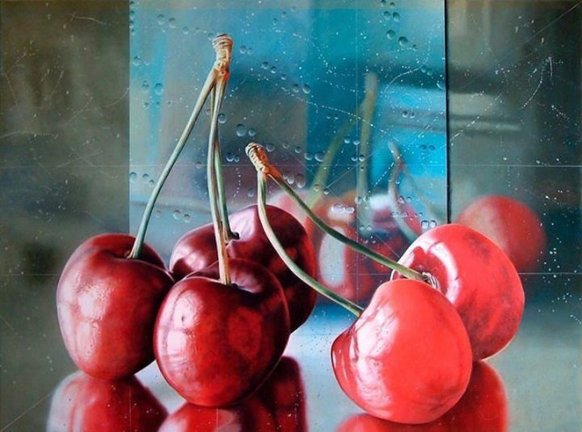 <p><strong>Horacio Gomez&nbsp;</strong></p><p><em>Cherries</em></p>