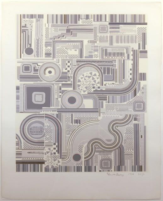 Untitled Grey, 1974