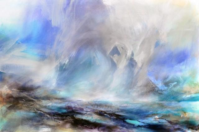 Reflected Sky by Freya Horsley