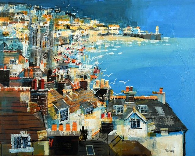 St Ives Bay Mike Bernard RI