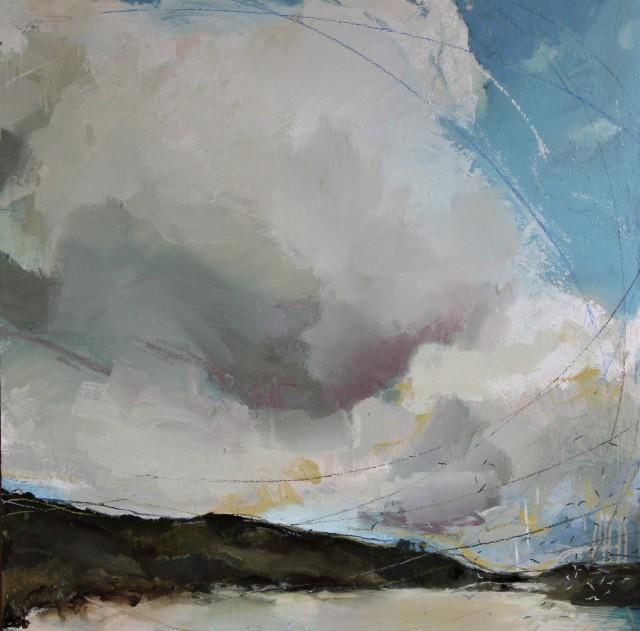 Black Backed Gulls (Par Beach, St Martin's) 1 by Sara Dudman