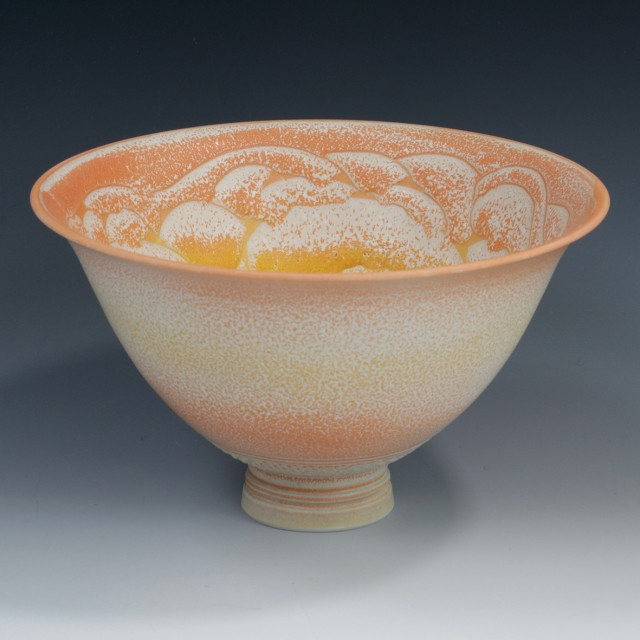 Bowl by Geoffrey Swindell