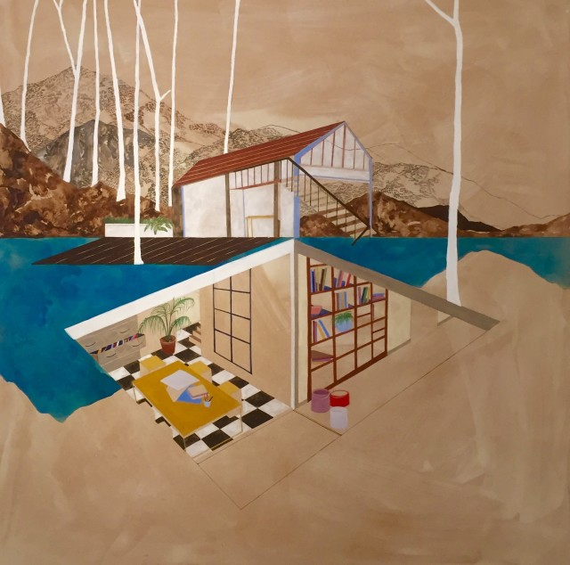 Submerge, Charlotte Keates