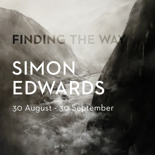 Show #16: Finding The Way by Simon Edwards