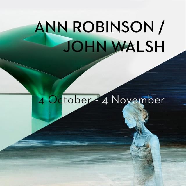 Show #17: Ann Robinson / John Walsh
