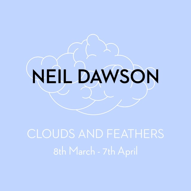 Show #21: Clouds and Feathers by Neil Dawson