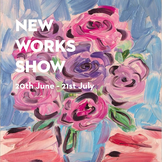 Show #24: NEW WORKS SHOW