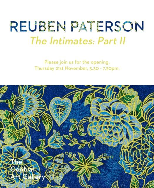 Exhibition Opening: Reuben Paterson
