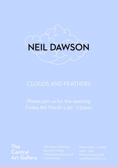 Exhibition Opening: Clouds and Feathers by Neil Dawson