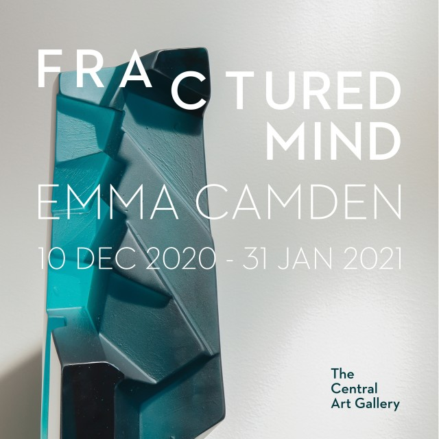 Exhibition Opening: Fractured Mind by Emma Camden
