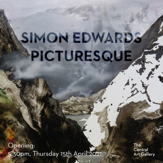 Exhibition Opening: Picturesque by Simon Edwards