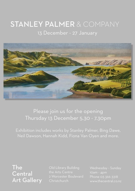 Exhibition Opening - Show #19: Stanley Palmer & Company