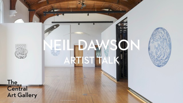 Artist Talk: Neil Dawson