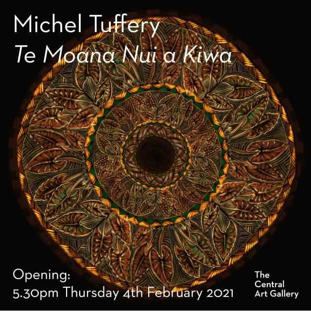 Exhibition Opening: Te Moana Nui a Kiwa by Michel Tuffery