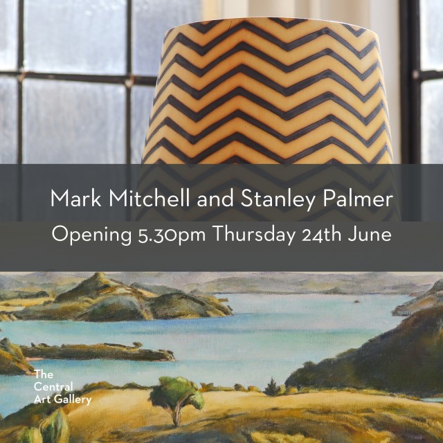 Exhibition Opening: Mark Mitchell and Stanley Palmer