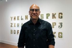 Michel Tuffery | Polyfont exhibition, Corban Estate Art Centre