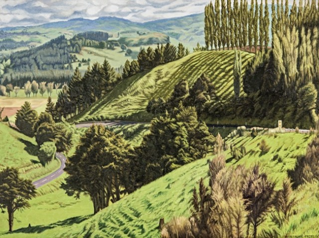Dick Frizzell/ Prominent Kiwis share stories about the trees they love