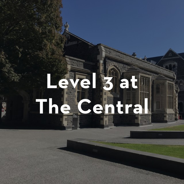 Covid-19 Level 3 restrictions