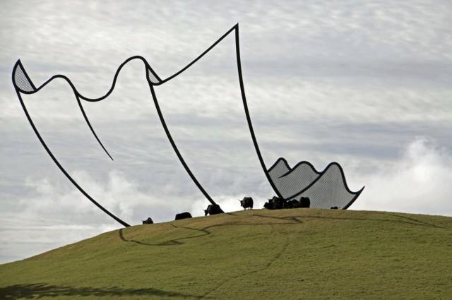Horizons. 1994. The Farm. Kaukapakapa. New Zealand.