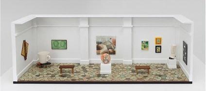 KIRSTIN CARLIN | 19 GALLERY: RELOCATING FRANCES HODGKINS | AUCKLAND ART GALLERY