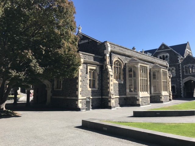Back to its former glory and now the The Central Art Gallery which opened in March 2017.