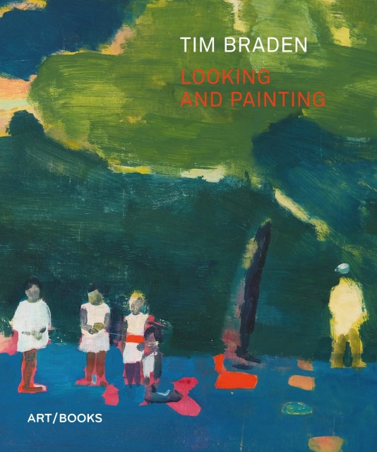 Tim Braden - 'Looking & Painting' - Launch & Celebration