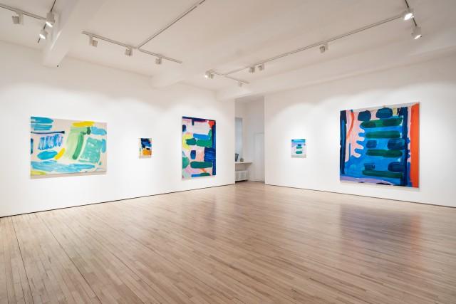 Tim Braden, Yellow Lake Deep, Rose, Violet, Mauve
