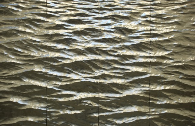 Seascape 1, example of piece made from multiple panels.