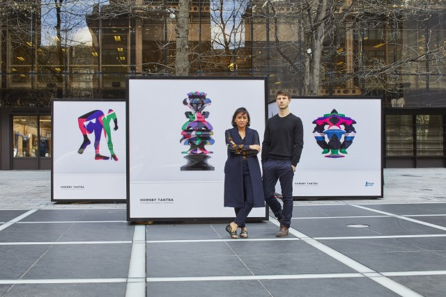 Collaborative Works III: Proposals, Broadgate, London