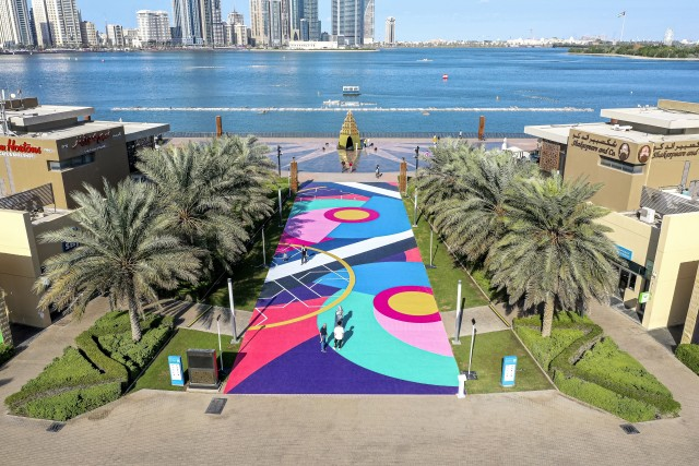 Sharjah Islamic Arts Festival, Al Majaz Waterfront, Sharjah, UAE