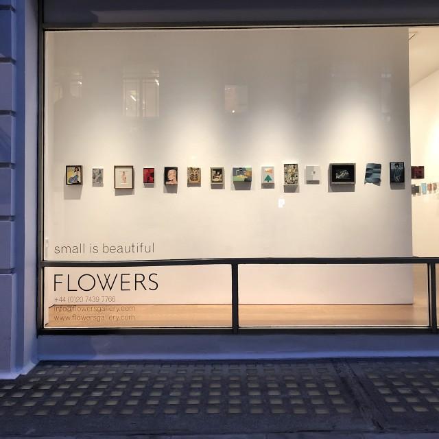 Small is Beautiful XXXVI , Flowers Gallery, London