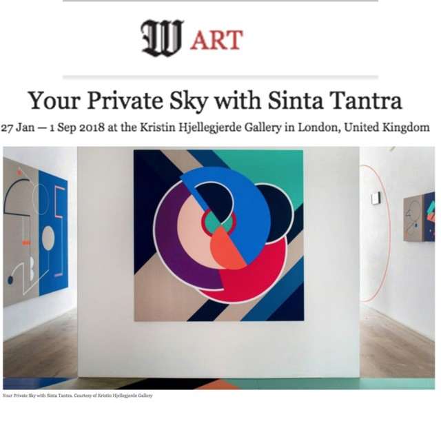 Your Private Sky with Sinta Tantra