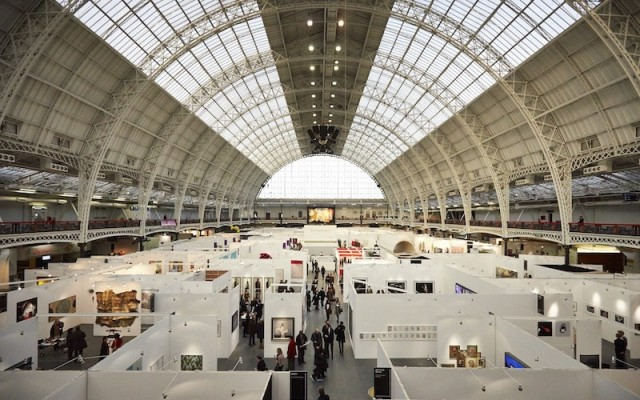 The London Art Fair for Beginners