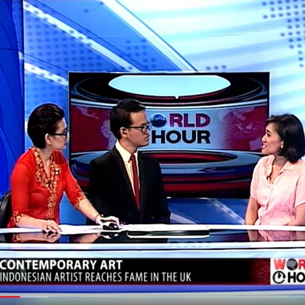 On Contemporary Art with Sinta Tantra