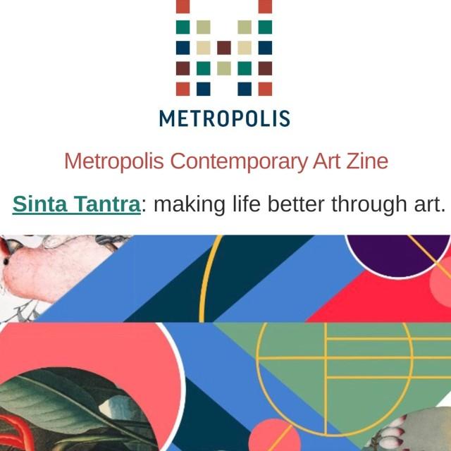 Sinta Tantra: making life better through art