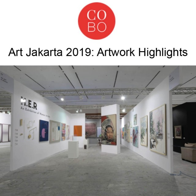 Art Jakarta 2019: Artwork Highlights