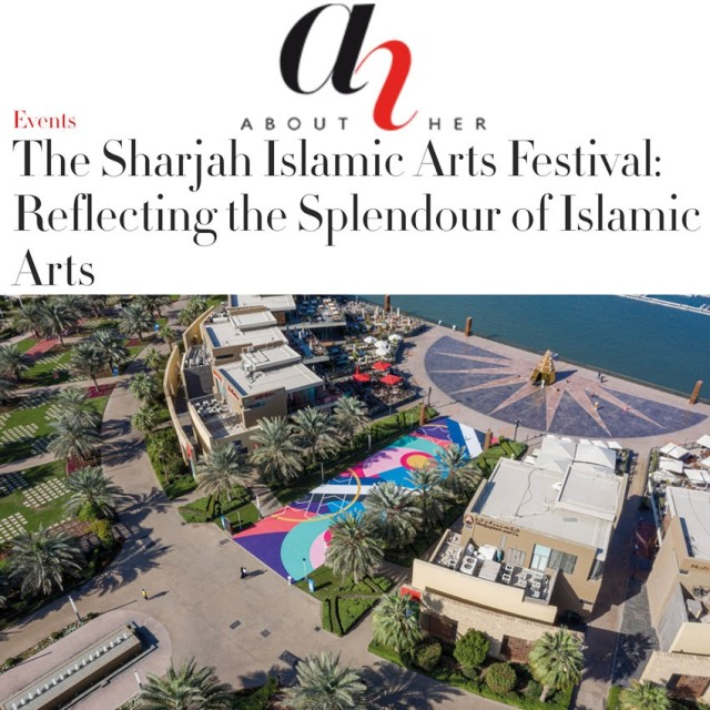 The Sharjah Islamic Art Festival: Reflecting the Splendour of Islamic Arts