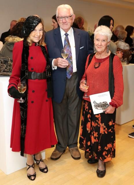 Sheila Hampson, Sheamus Smith & Esme Lewis