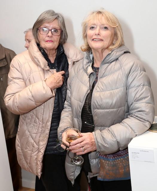 Anne Devlin & Marie Heaney